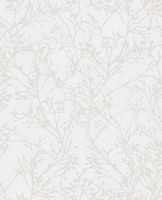 Fine Decor Tranquillity Tree Grey FD41712 Wallpaper